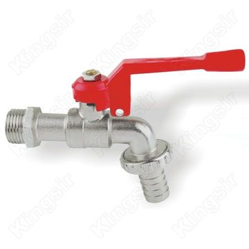 Hot Sale for Brass Ball Bibcock, Bibcock Taps, Bibcock Valve, Hose Bibcock in China Brass Bibcocks With Hose Union export to New Caledonia Exporter