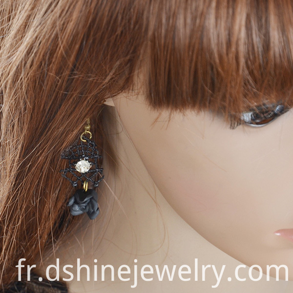 Black Earrings For Womens