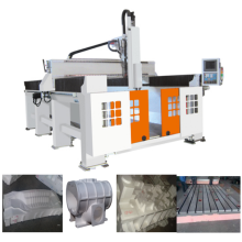 Wood  Mold  CNC Machinery