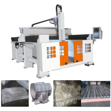 Styrofoam Mould Carving CNC Router machine