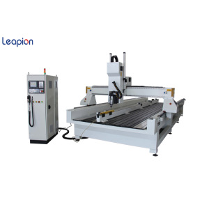 CNC router 1530 with 4 axis