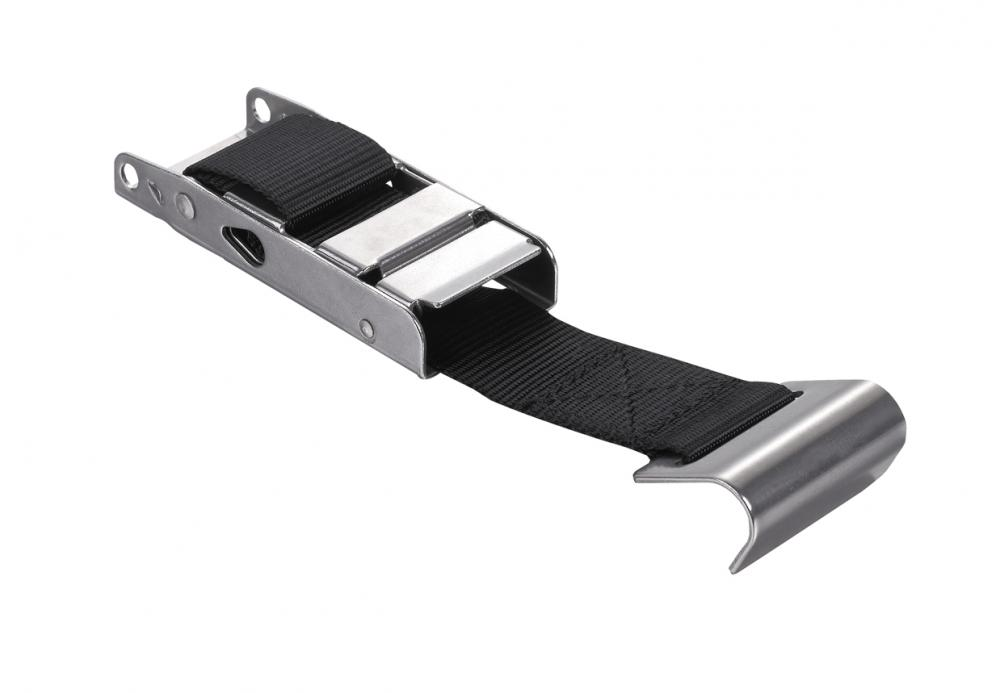 Stainless Steel Container Overcenter Buckle Strap
