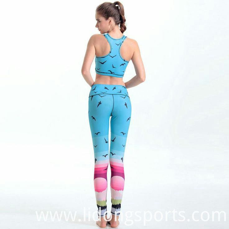 OEM Service Wholesale Fitness Yoga Pant Gym Legging for women