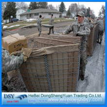 Galvanized Hesco Bastion Wall for Military