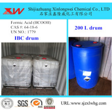 10 Years for Leather Chemicals 85% carboxylic acid HCOOH supply to Poland Importers