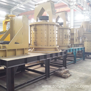 New Style Rock Stone Compound Crusher