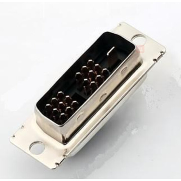 High Quality for Vga Dvi Connector DVI 18+1 Male Solder Type Connector export to Turkmenistan Exporter