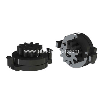 Small Rotary Gear Damper For Car sunglass boxes