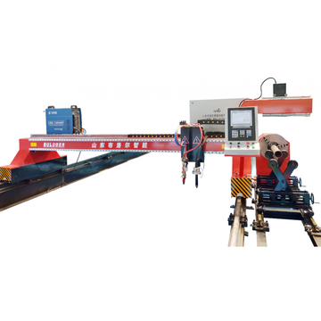 CNC Flame Plasma Cutting Machine