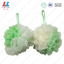 Mixture style sightle bath ball