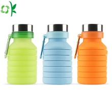 Hot Sale Portable Silicone Collapsible Bottle for Travel