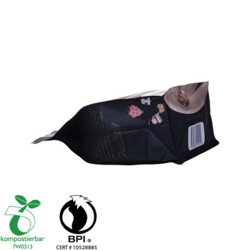 Oem Block Bottom Corn Fiber Bag