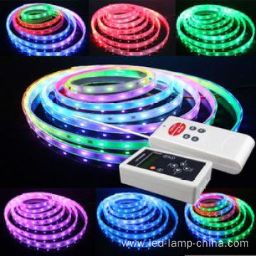 programmable digital flexible strip with 5v smd 5050 led strip