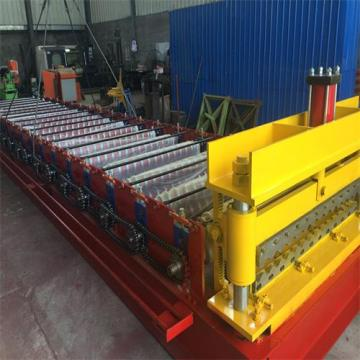 roofing panel corrugated roll forming machine