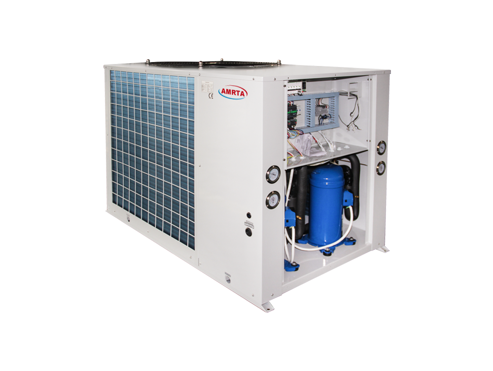 Mini Air to Water Chiller