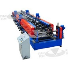 Cable Tray Ladder Making Cold Roll Forming Machine