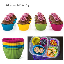 FDA LFGB Kitchenware Set Silicone Baking Cups