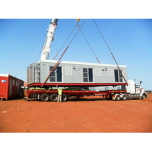 Modular Accommodation Building Container Type