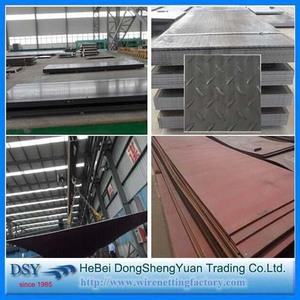 Galvanized Iron Plate for Building Material