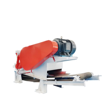 Drum Wood Chipper Дизайн с магнитом