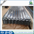 Hot dipped Galvanized z60 steel corrugated roofing sheet