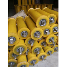OEM/ODM for Plastic Gear Wheel Coating Urethane Polyurethane Converting Roller supply to Argentina Manufacturer