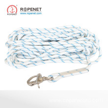 China for Nylon Double Braided Ropes Packing Halyard Rope For Ship supply to Antarctica Factory