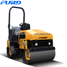 Best Price for for Ride-On Road Roller Diesel 3 Ton Articulated Vibratory Road Roller supply to Gabon Factories
