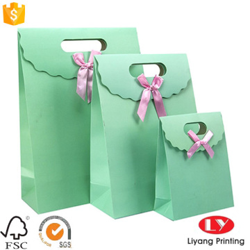 Luxury unique paper shopping bag designs
