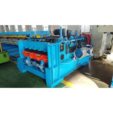 cut to length machine for 3mm galvanized steel