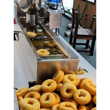 NP-1 donut machine with high quality and three free models