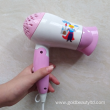 Common Use Safety Electric Hair Blower for Kids