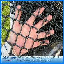 Best price galvanized  chain link wire fence