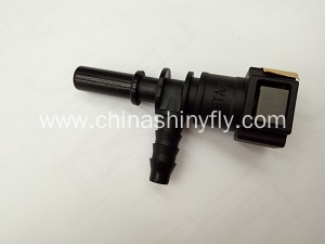 Plastic Auto Coupling 7.89mm 3ways