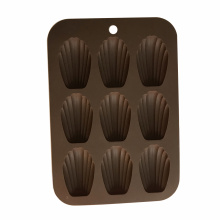 Silicone Madeleine Pan Cookie Mold