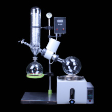 Ac rotary evaporators with chiller and vacuum