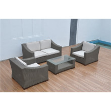 Professional for Garden Outdoor Sofa Patio outdoor furniture set rattan modern sofa supply to United States Factories