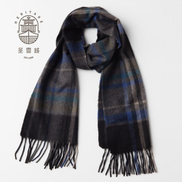 80% Wool 20% Cashmere Scarf