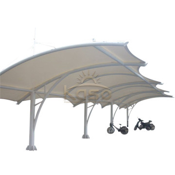 Car Parking Shed Shade Canopy Steel Cantilever Carport