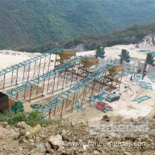 50T/H -80T/H Granite Stone Crushing Plant