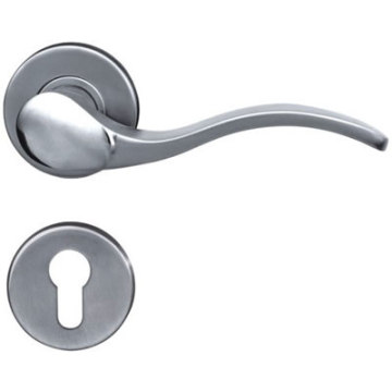 New Design Solid Casting Door Handles
