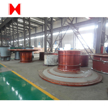 end cap for cement mill
