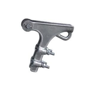 Aluminum Alloy HD Bolt Type Strain Clamp