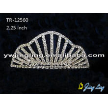 2018 New fashion Wedding Tiara Crown