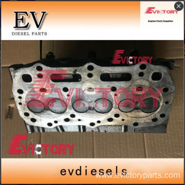 N843T cylinder head block crankshaft connecting rod