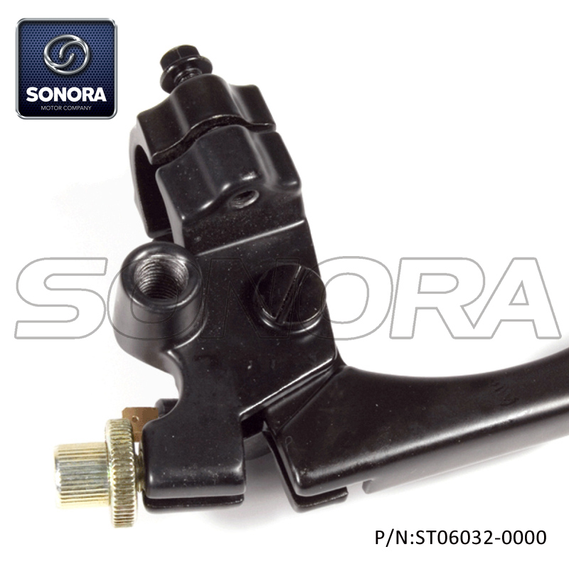 ST06032-0000 QM125GY-2B Left lever for Clutch (4)