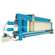 chamber filter press for chemical ready mix plant
