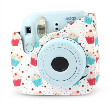 Good User Reputation for Printing Series Camera Bag Polaroid Cake Pattern Camera Bag export to Armenia Exporter