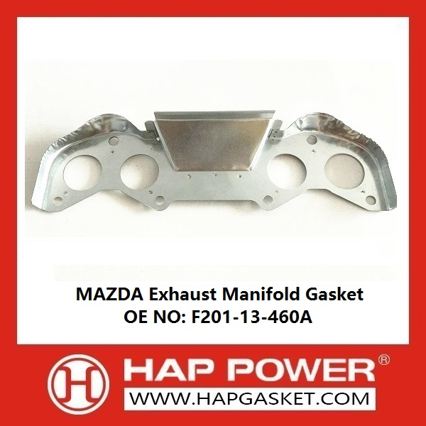 MAZDA Exhaust Manifold Gasket F201-13-460A
