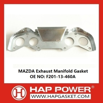 Hot Selling for Exhaust Manifold Gaskets MAZDA Exhaust Manifold Gasket F201-13-460A supply to Mongolia Supplier